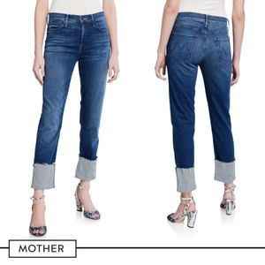 MOTHER The Pony Boy Ankle Fray (Lure Me In) NWT